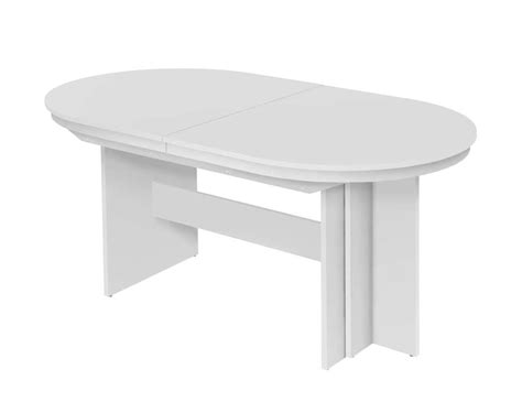 esstisch ausziehbar oval esstisch oval in wei 223 ausziehbar kaufen bei lifestyle4living m 246 belvertrieb gmbh co kg
