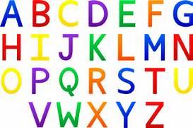 Colorful Alphabet Set Free Clip Art Free Alphabet Clipart Letters The Letter A Free Clip Art Pics Photos The Letter Free Clip Art