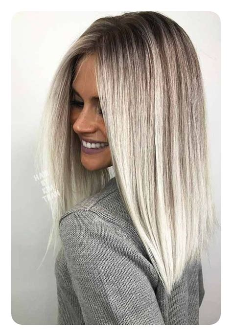 beautiful long bob hairstyles  layers