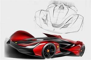 Ferrari U2019s Car Of The Future