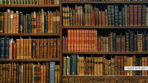Collection Of Bookshelf Wallpaper On Hdwallpapers 500×500