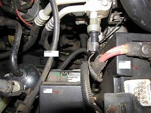 97 Jeep Grand Cherokee Starter Connections