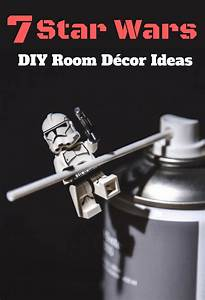 7, Diy, Star, Wars, Room, D, U00e9cor, Ideas, That, Will, Blow, Your, Mind