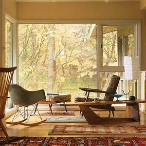 Mid-Century Modern Home - Midcentury - Living Room