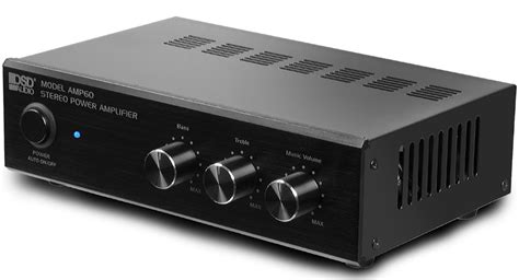Stereo 2 Channel Amp