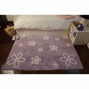 tapis decoratif et colore pour enfants motifs fleurs par With tapis chambre bébé avec livraison de fleurs par internet