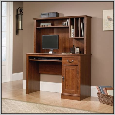 Narrow Computer Desk With Shelves by Narrow Computer Desk With Hutch Desk Home Design Ideas