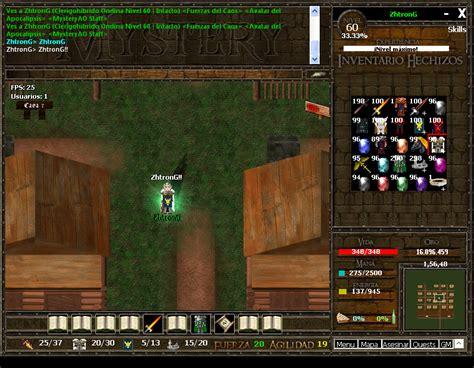 Aprender a crear juegos 2d en unity con tilemaps, sprites, física el kit de rpg 2d no incluye código, por lo que puedes concentrarte en aprender lo relacionado con el. MysteryAO 7.0 -Juego MMORPG 2D Argentino ~ Juegos-Online