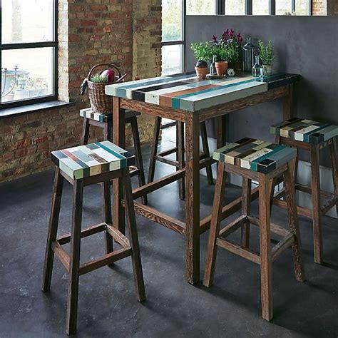 table de cuisine bar haute les 25 meilleures idées concernant table haute bar sur table haute bois table de