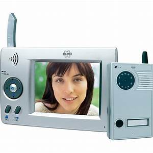 Interphone Video Sans Fil Pas Cher : portier video sans fil pas cher ~ Edinachiropracticcenter.com Idées de Décoration