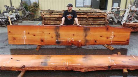 Rustic Countertops & Bars   Live Edge Countertop   Redwood