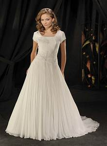simple wedding gown with short sleeves ipunya With short sleeve wedding dress