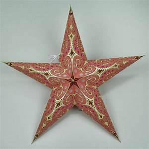 Sterne Zum Basteln : 123 super ideen weihnachtssterne basteln ~ Lizthompson.info Haus und Dekorationen