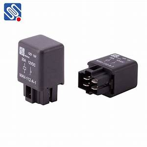China 4 Pin 30 Amp 12 Volt Relay Manufacturers And