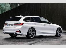 El nuevo BMW Serie 3 Touring G21 filtrado a través de sus