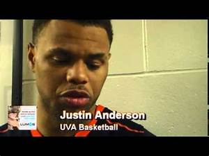 UVA Justin Anderson Rutgers - YouTube