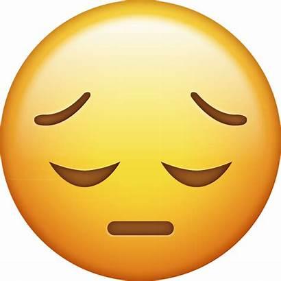 Emoji Ios Sad Unhappy Faces Emojiisland Emojis