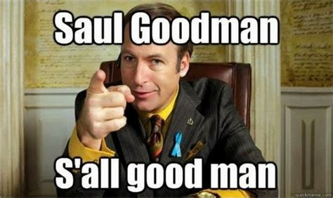 Better Call Saul Meme - 3 geeks and a law blog lexisnexis privacy litigation security breach and breaking bad commercial