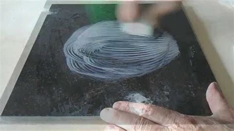 how to restore marble polishing by corrosion of