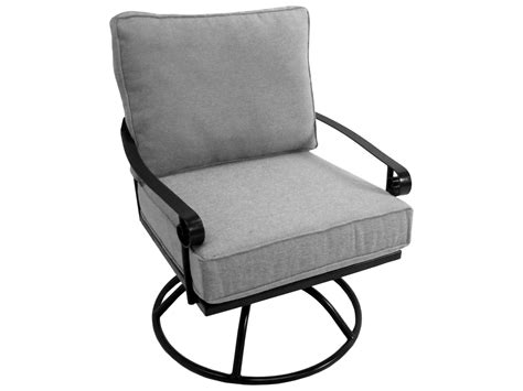 meadowcraft seating swibel rocker replacement cushions md382190001ch
