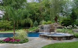 Portable Hot Tub Landscaping Ideas