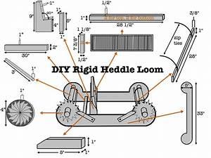Build Your Own Rigid Heddle Loom  U2013 Designs On 9th