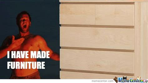 Ikea Furniture Meme - pics for gt ikea furniture assembly funny