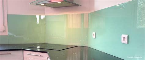 cuisine projet verre laqué sur mesure couleurs au choix professionnel