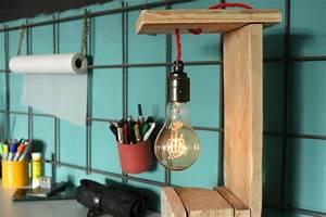 Lampen Selber Herstellen : vintage stehlampe selber bauen vintage lampe lampe aus europaletten upcycling lampe 4 diy ~ Markanthonyermac.com Haus und Dekorationen