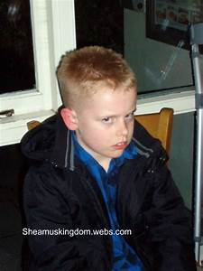 Sheamus as a child - WWE Photo (24099459) - Fanpop