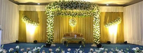 Event Management Decoration - event management stage decoration in pathanamthitta