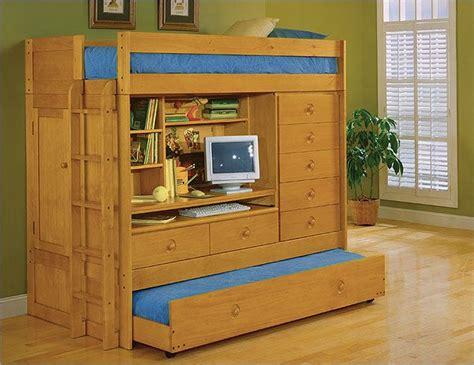 tradewins loft bed  desk tradewins mountain river