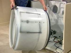 How To Replace A Dryer Belt  With Images