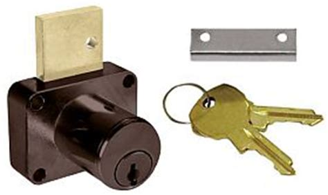 National Cabinet Lock by Compx National Cabinet Lock C8178 915 4g National 7 8