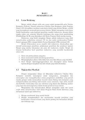 Contoh Judul Penelitian Kualitatif Jurusan Administrasi