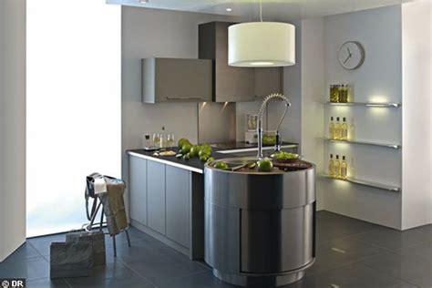 cuisine intégré meuble cuisine evier integre tiroir sousvier finition