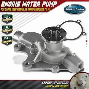 Water Pump For Jeep Grand Cherokee 93