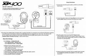 Four Usb Headset Wire Schematics