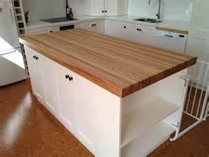 ebay kitchen island butchers block table tops islands trolleys benchtop blocks iac
