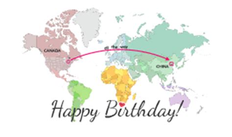 Prezi Birthday Template by Copy Of Distance Happy Birthday Template By Jacquse