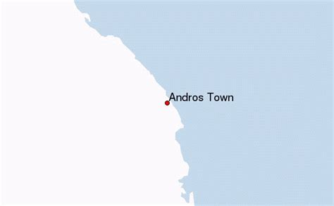 andros town location guide