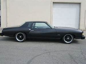 Purchase Used 1974 Chevrolet Monte Carlo No Reserve