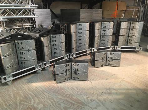 NEXO GEO T Line Array System - Gearwise - Used AV & Stage ...