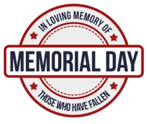 Clip Art Memorial Day 2019