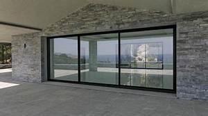 Baie Vitrée Double Vitrage : prix double vitrage baie vitr e dthomas ~ Voncanada.com Idées de Décoration