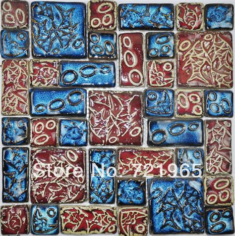 craft porcelain mosaic kitchen backsplash wall tile