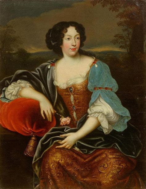 madame de la marquise madame de montespan by circle of mignard on auction by koller auctions grand