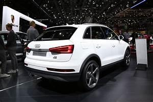 Nouveau Q3 Audi : audi q3 restyl le discret du salon de gen ve l 39 argus ~ Medecine-chirurgie-esthetiques.com Avis de Voitures