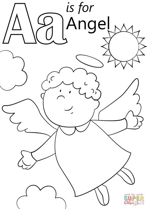 letter a coloring pages letter a is for coloring page free printable