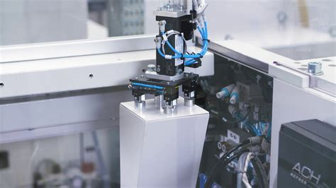 LSR micro injection molding for seals with cleanroom ...